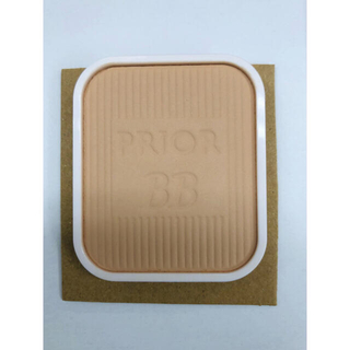 プリオール(PRIOR)の資生堂 プリオール 美つやBBパウダリー オークル3 レフィル (スポンジ付き)(ファンデーション)
