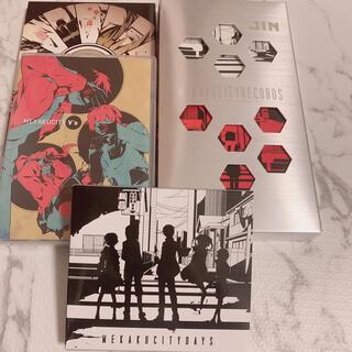 カドカワショテン(角川書店)のMEKAKUCITY RECORDS じん(自然の敵P)(ボーカロイド)