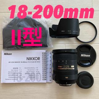 Nikon - Nikon (ニコン) AF-S DX NIKKOR 18-200mm