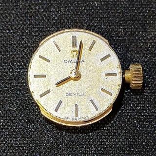 オメガ(OMEGA)のオメガ デビル 手巻ムーブメント(腕時計)