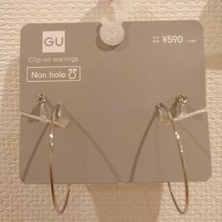 ジーユー(GU)のGU ノンホールピアス(ピアス)