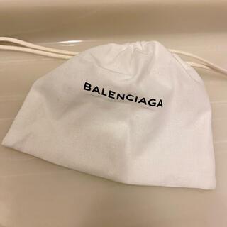 Balenciaga - BALENCIAGA 巾着 ポーチ