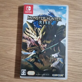 (特典付き)モンスターハンターライズ Switch(家庭用ゲームソフト)