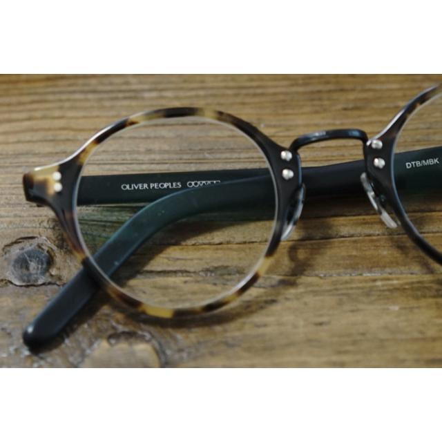 Ayame(アヤメ)の美品 購入40000円 オリバーピープルズ Oliver  Peoples メンズのファッション小物(サングラス/メガネ)の商品写真