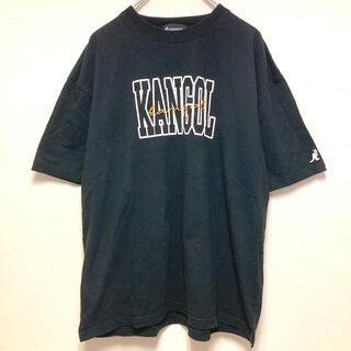 カンゴール(KANGOL)のカンゴール ロゴTシャツ 半袖 古着 90年代90s(Tシャツ/カットソー(半袖/袖なし))