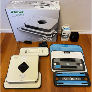 iRobot - ブラーバ380j  iRobot  ジャンク品