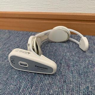 パナソニック(Panasonic)の首専用 低周波治療器 ネックリフレ EW-NA11 シルバー(マッサージ機)