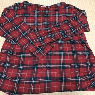ラフ(rough)のroughチェックシャツ(シャツ/ブラウス(長袖/七分))