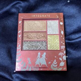 INTEGRATE - インテグレート アナ雪 アイシャドウ