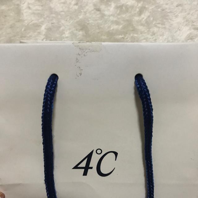 4℃(ヨンドシー)の4℃ネックレス レディースのアクセサリー(ネックレス)の商品写真