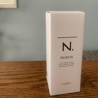 ナプラ(NAPUR)のナプラ エヌドット ポリッシュオイル(オイル/美容液)