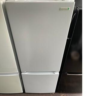 ヤマダ電機 2ドア冷蔵庫 156L 💍2018年製💍 ホワイト(冷蔵庫)