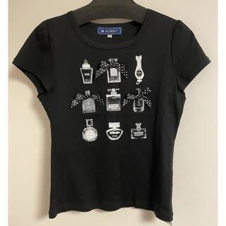 エムズグレイシー(M'S GRACY)のエムズグレイシー♡パフュームTシャツ(Tシャツ(半袖/袖なし))