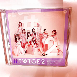 「#TWICE2」 TWICE 定価: ¥ 2,750 (海外アーティスト)