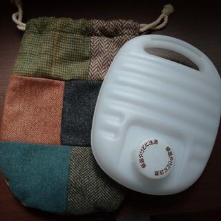 MUJI (無印良品) - 無印良品 湯たんぽ 袋付