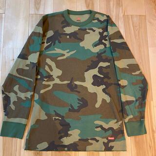 シュプリーム(Supreme)の★希少size XL★Supreme Hanes thermal シュプリーム(Tシャツ/カットソー(七分/長袖))