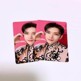 セブンティーン(SEVENTEEN)のseventeen ジョシュア ひとりじゃない 通常盤 トレカ(K-POP/アジア)