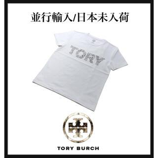 トリーバーチ(Tory Burch)の15%OFF・即発可■TORY BURCH T-shirt■(Tシャツ(半袖/袖なし))