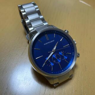インディペンデント(INDEPENDENT)のシチズン時計 CITIZEN インディペンデント クロノグラフ メンズ腕時計 (腕時計(アナログ))