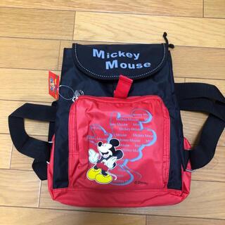 ディズニー(Disney)のミッキー リュック(リュックサック)