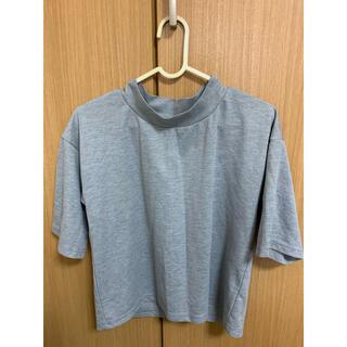 アーカイブ(Archive)のミドルネック Tシャツ(Tシャツ(半袖/袖なし))