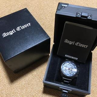 エンジェルクローバー(Angel Clover)のRugged エンジェルクローバー ラギット RG46BBKGRY(腕時計(アナログ))