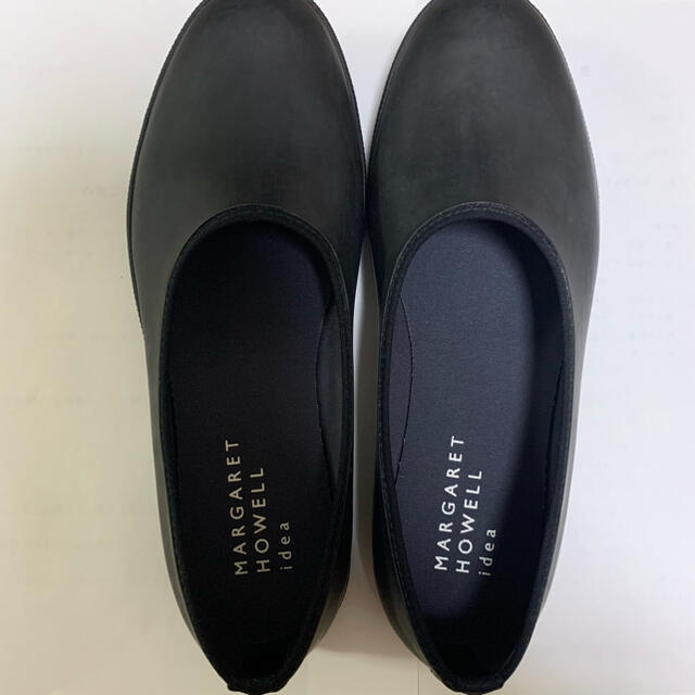 MARGARET HOWELL(マーガレットハウエル)のマーガレットハウエルアイデア レインシューズ レディースの靴/シューズ(レインブーツ/長靴)の商品写真