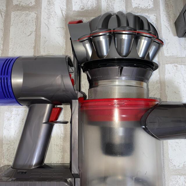 Dyson(ダイソン)の新品バッテリー搭載Dyson SV10セット スマホ/家電/カメラの生活家電(掃除機)の商品写真