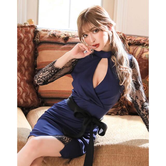 JEWELS(ジュエルズ)の美品 ジュエルズ キャバドレス レディースのフォーマル/ドレス(ナイトドレス)の商品写真