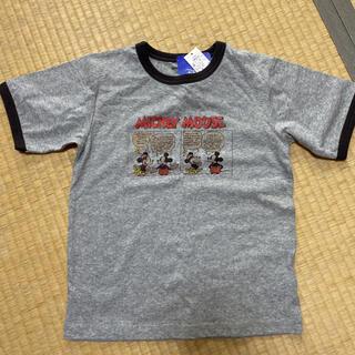 GLOBAL WORK - 新品 グローバルワーク 半袖Tシャツ130-140cm ミッキー