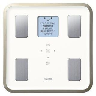 タニタ(TANITA)のTANITA BC-810-WH ホワイト [体組成計](体脂肪計)