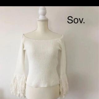 ダブルスタンダードクロージング(DOUBLE STANDARD CLOTHING)のSov. ダブルスタンダードクロージング (カットソー(長袖/七分))