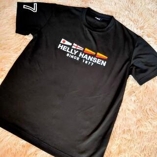 ヘリーハンセン(HELLY HANSEN)のHELLY HANSEN ヘリーハンセン 国旗 Tシャツ セーリングギア(Tシャツ/カットソー(半袖/袖なし))