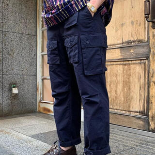 Engineered Garments - 中古 ENGINEERED GARMENTS FA PANTS サイズ m