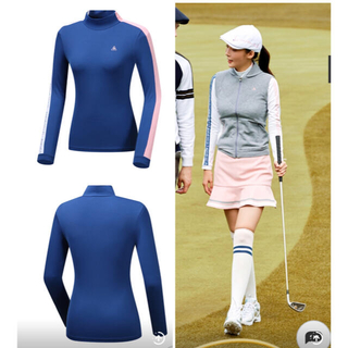 le coq sportif - ルコック ゴルフレディース 韓国シャツ新品、正規品