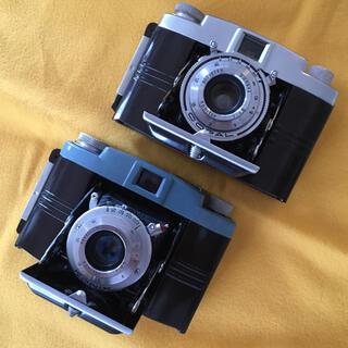 KONICA MINOLTA - KONISHIRNKU KONILETTE 小西六コニレット フィルムカメラ×2