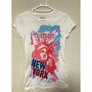 エムアンドエム(M&M)のニューヨーク Tシャツ(シャツ)