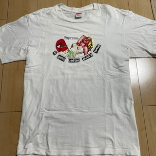 シュプリーム(Supreme)のsupreme Tee シュプリーム Tシャツ(Tシャツ(半袖/袖なし))