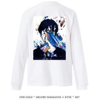 SOPH - MEGURU YAMAGUCHI × KYNE UNION SODA 白 長袖M
