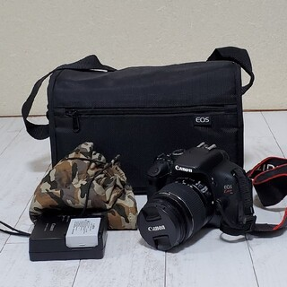 Canon - EOS Kiss X5 (カメラバッグ&カメララップ付き)