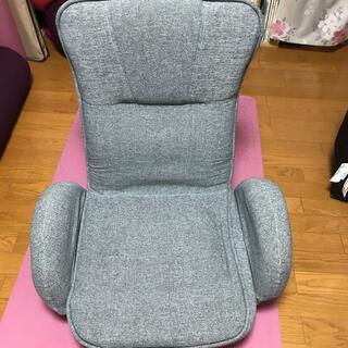 ニトリ - ニトリ 低反発肘付き回転座椅子 ファン
