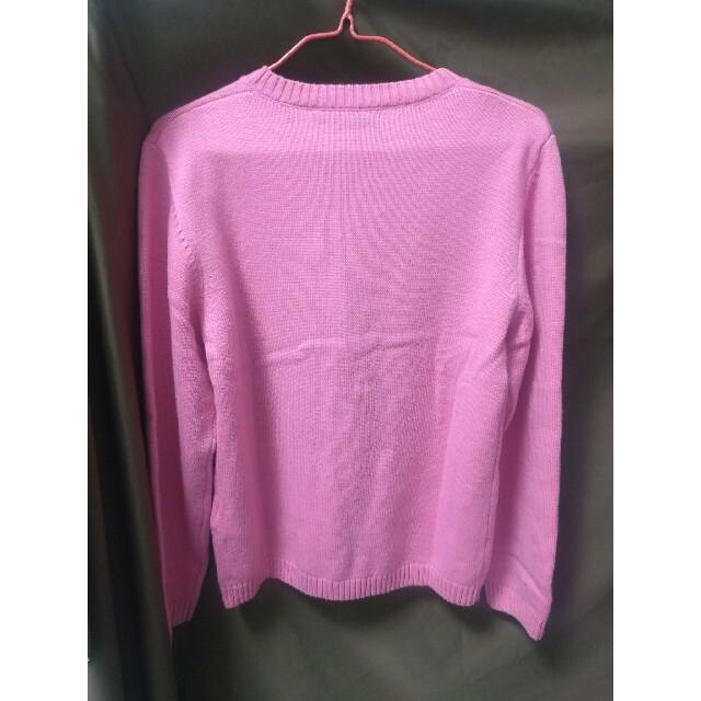 Gucci(グッチ)のGucci  セーター ピンク レディースのトップス(ニット/セーター)の商品写真