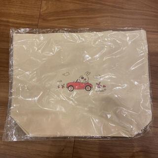 シセイドウ(SHISEIDO (資生堂))の【新品】資生堂 SHISEIDO ワタシプラス うさぎたん トートバッグ(トートバッグ)