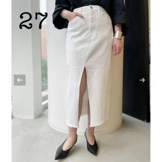 L'Appartement DEUXIEME CLASSE -  L'Appartement 【3×1/スリーバイワン】Denim Skirt