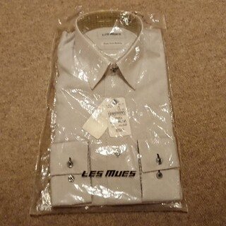 AOKI - 新品未使用! les mues ワイシャツ