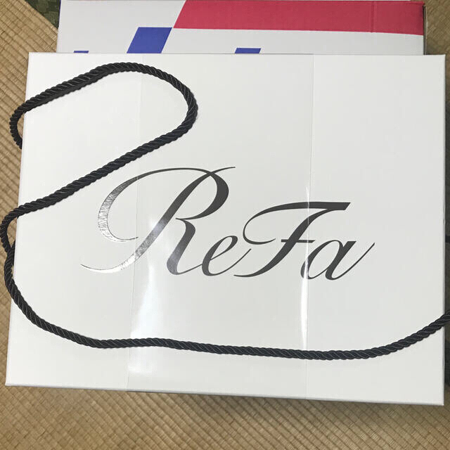 ReFa(リファ)の【MTG】ReFa   リファ ビューティック ドライヤー 新品、未開封 貴女へ スマホ/家電/カメラの美容/健康(ドライヤー)の商品写真