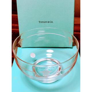 Tiffany & Co. - 【新品未使用品】TIFFANY&Co.⭐️ ティファニー⭐︎ガラスボウル