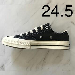 CONVERSE - converse コンバース チャックテイラー ct70 黒 ブラック 24.5