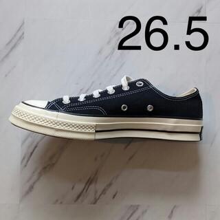 CONVERSE - converse コンバース チャックテイラー ct70 黒 ブラック 26.5