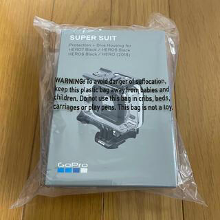 ゴープロ(GoPro)の【純正】GoPro  ゴープロ SUPER SUIT 防水ハウジング(コンパクトデジタルカメラ)
